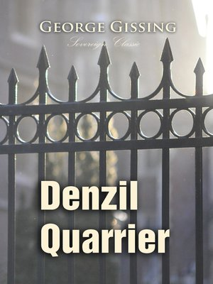 cover image of Denzil Quarrier